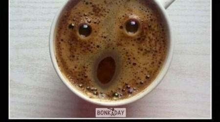 Il caffè è sorpreso