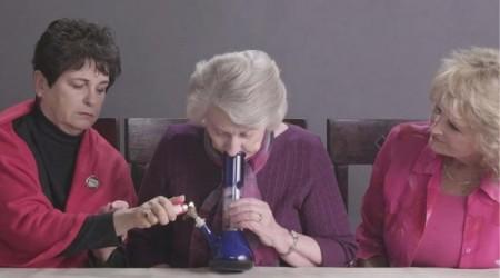 Una nonna diversa dalle altre