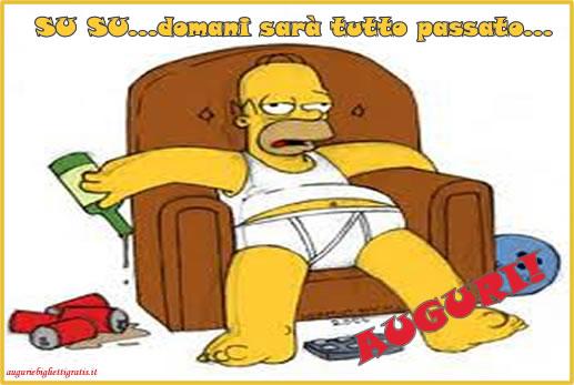 Top auguri divertenti buon compleanno Homer Simpson domani sarà tutto  GI14
