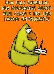Auguri Di Buon Compleanno Economici Con Torta E Candeline Immagini