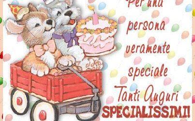Immagine Divertente Compleanno Per Una Persona Speciale Immagini