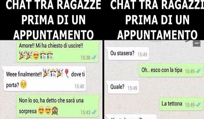 Top immagine divertente di una conversazione su whatsapp - Immagini  MI76
