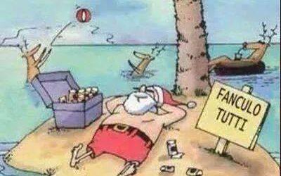 immagini divertenti e Immagini Divertenti Babbo Natale