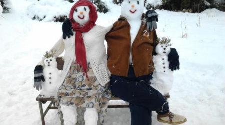 immagini divertenti e Immagini Divertenti Neve